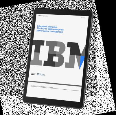 IBM white paper - Integrated Planning
