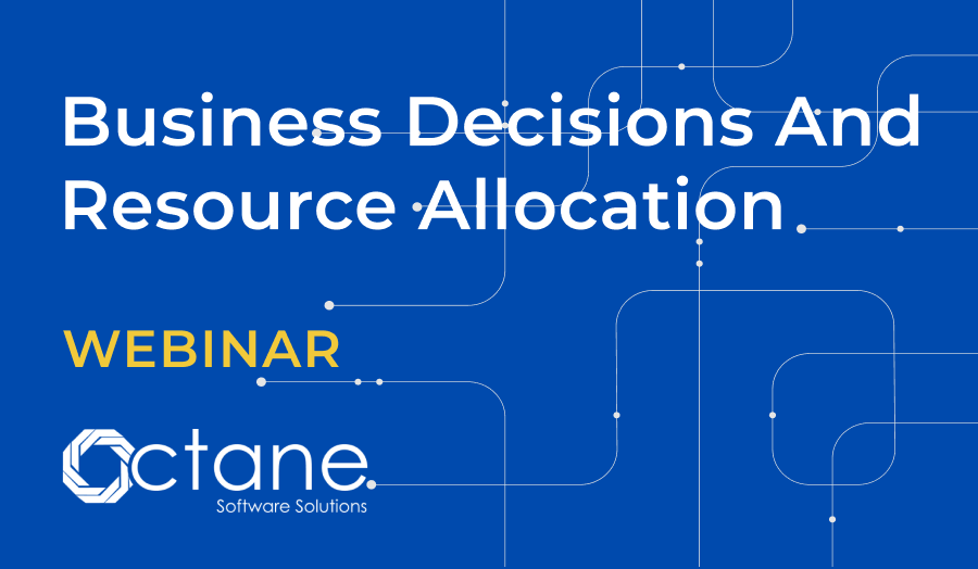 Business Decisions and Resource Allocation